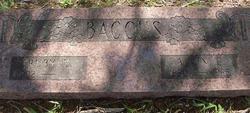 Alvin Commodore Baccus