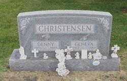 Geneva Cora <i>Daly</i> Christensen