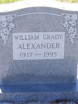 William Grady Alexander