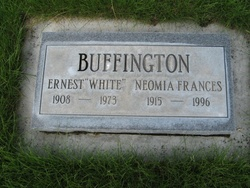 Neomia Frances Buffington