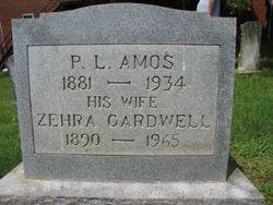 Zehra <i>Cardwell</i> Amos