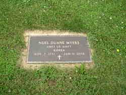 Nuel Duane Myers