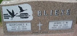 John C. W. Bliese