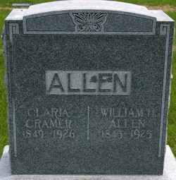 Claria <i>Cramer</i> Allen