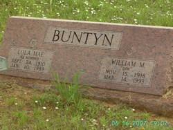 William Manley Wink Buntyn
