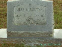 Jesse Manley Buntyn