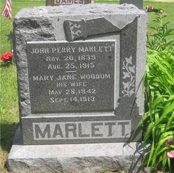 John Perry Marlett