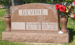 Lena Frances Dolly <i>Adams</i> Devine