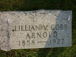 Lillian V <i>Cobb</i> Arnold