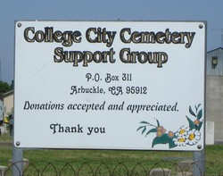 College City Cemetery