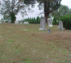 Ellison-Fortson Cemetery