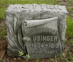 Johanetta Usinger