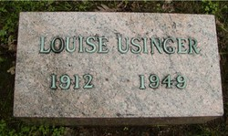 Louise Usinger