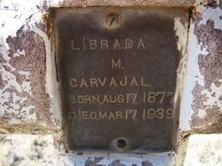 Librada <i>Montoya</i> Carvajal