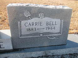 Carrie Bell <i>Eiland</i> Acree