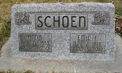 Emil Frederick Schoen