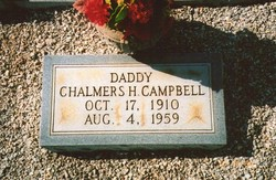 Chalmers H. Campbell