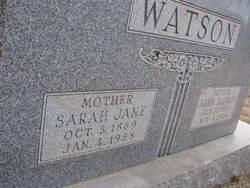 Sarah Jane Watson