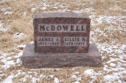 Lillie May <i>Carpenter-Reddick</i> McDowell