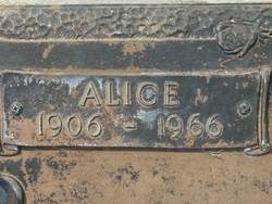 Alice <i>Trissell</i> Lear
