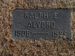 Ralph Emerson Alvord
