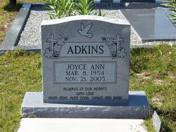 Joyce Ann Adkins