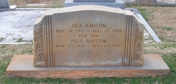 Paul Baucom