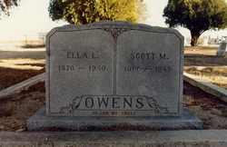 Scott Milam Owens
