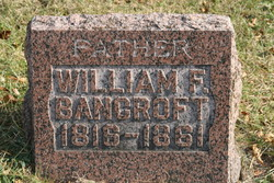 William Fairman Bancroft