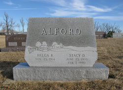 Donald Stacy Alford