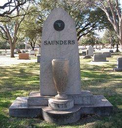 Thomas Bailey Saunders, II
