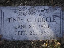 Etta Hasseltine Tiney <i>Cain</i> Tuggle