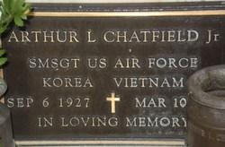 Arthur Leslie Les Jr Chatfield, Jr