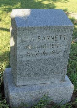 Ellis Amos Barnett