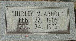 Shirley Earnie <i>Morgan</i> Arnold