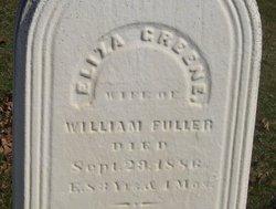 Eliza <i>Greene</i> Fuller