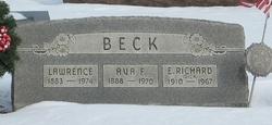 Ava F. <i>Herod</i> Beck