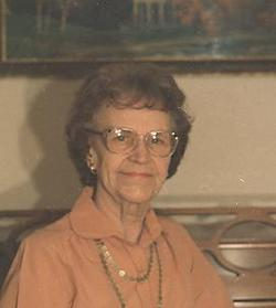 Marion M. Van Deventer