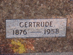 Gertrude <i>Mayfield</i> Kramer
