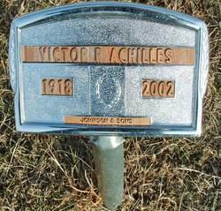 Victor R. Achilles