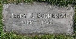 Henry John Borneman