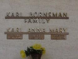 Anna Lucinda <i>Bennett</i> Borneman