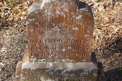 Mary Jane <i>Cox</i> Bowers