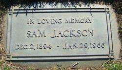 Samuel John Sam Jackson
