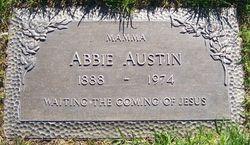 Ruby Abbie <i>Seright</i> Austin