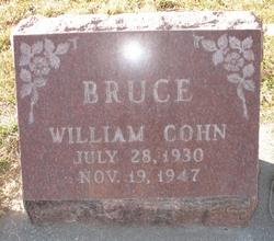 William Cohn Bruce