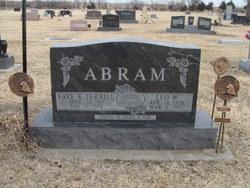 Leo William Abram