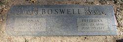 Gordon Boswell
