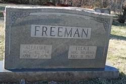 Alfred L Freeman