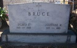 Josephine M Bruce